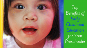 benefits of early childhood education